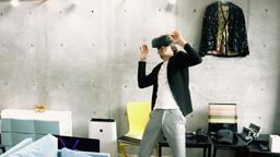 VR horror GAME Live Action