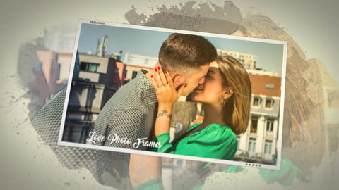 Memories Promo Slideshow After Effects Template