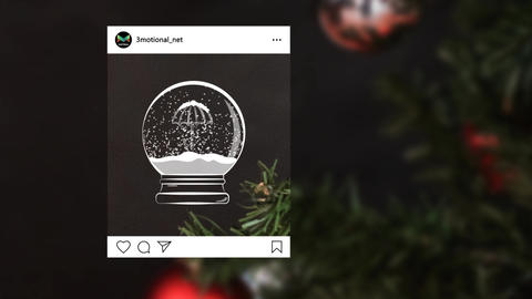 Christmas Doodle Pack 07 MOGRT Motion Graphics Template