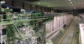 White Offset Paper Making Machine 2
