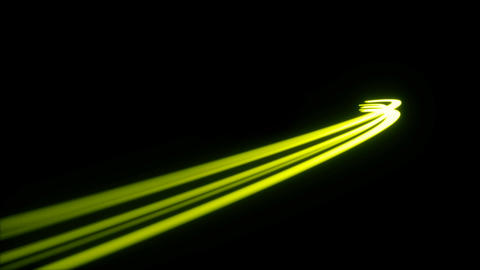 Light streaks. Abstract motion background Animation