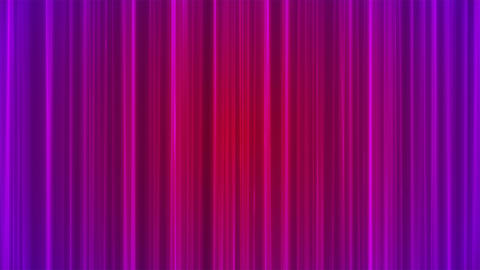 Broadcast Vertical Hi-Tech Lines, Purple Magenta, Abstract, Loopable, 4K Animation