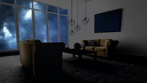 Thunder Video Animation