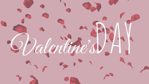 Valentine's day wishes Animation
