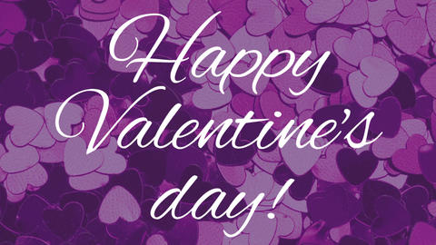 Happy Valentines Day Video Animation