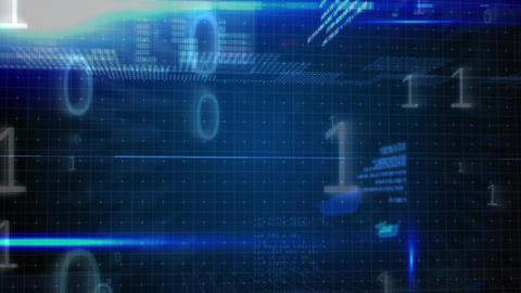 Digital information and binary numbers Animation