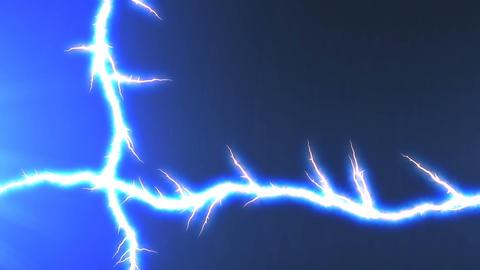 Lightning Transition Animation