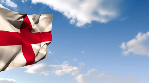 Saint Georges Cross Animation