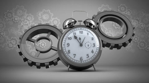 Time management and efficiency Animation