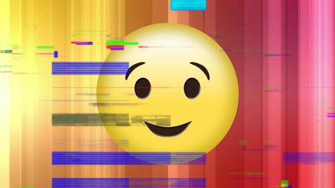 Winking face emoji Animation