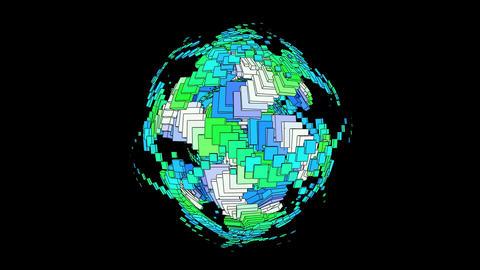 Globules1 Animation