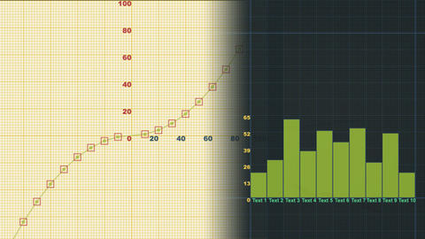 Multi Dimensional Graph Maker After Effects Template