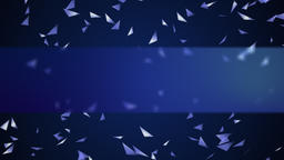Geometry triangle 4k Animation