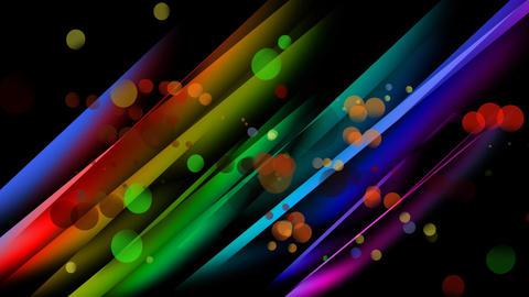 Multicolored background Animation