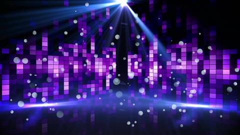 Disco dance floor Animation
