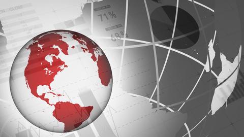 Global statistics Animation