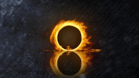 Ring of fire Animation