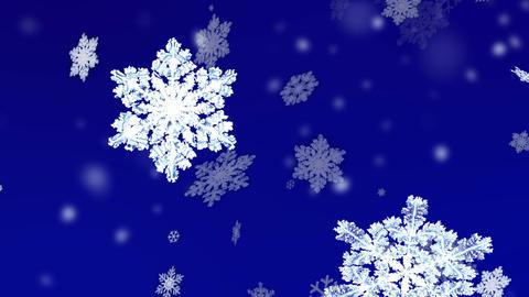 Winter Backgrounds Loop 4K Animation