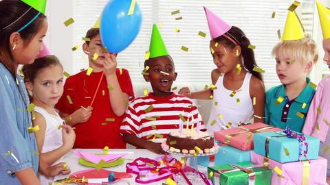 Birthday party Animation