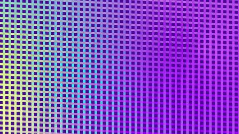 Colourful reflective mesh texture Animation