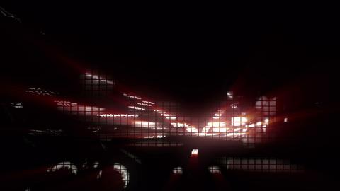 Timelapse inside of a car Footage