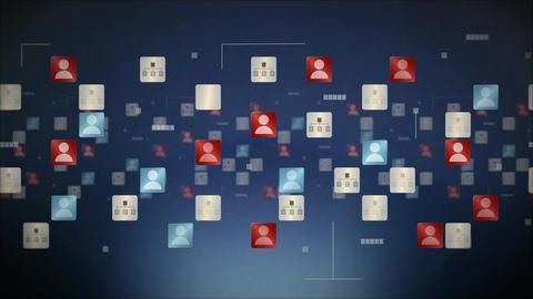 Server Network - Server Animation