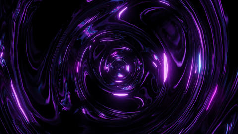 abstract glowing time flies stock graphic 3d illustration motion background live Animation