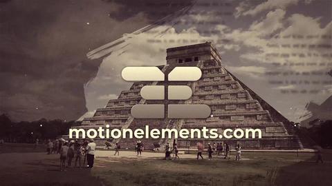 History Slideshow Plantillas de Premiere Pro