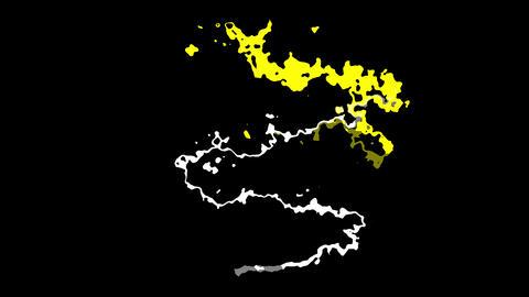 Lightning mosion BtoT Animation