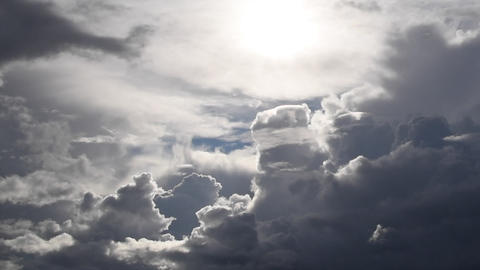Stunning Cloud Time Lapse Footage