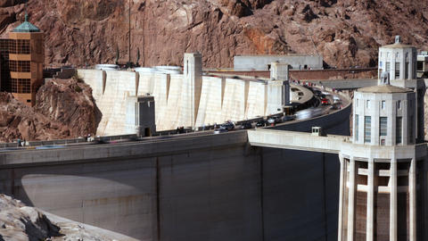 Hoover Dam Time Lapse Footage