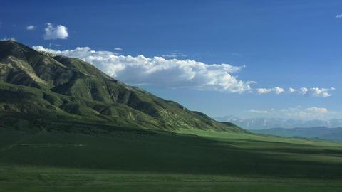 Landscape Valley Time Lapse Footage