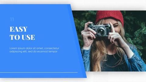 Clean Corporate - Minimalist Business // Premiere Pro Premiere Pro Template