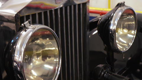 Rolls-Royce Limited 1913 Live Action