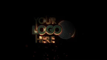 Epic-fire-logo-86169 After Effects Template
