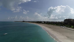 Grace Bay Beach (East with pan) - Providenciales - Turks and Caicos Live Action