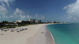 Grace Bay Beach (moving West 1) - Providenciales - Turks and Caicos Live Action