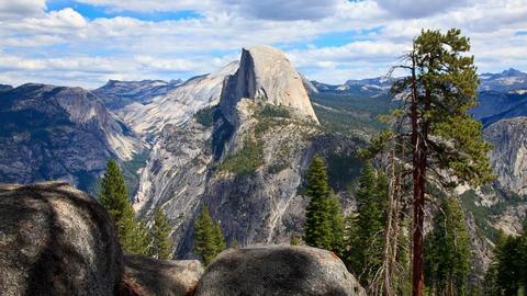 Yosemite Time Lapse Footage