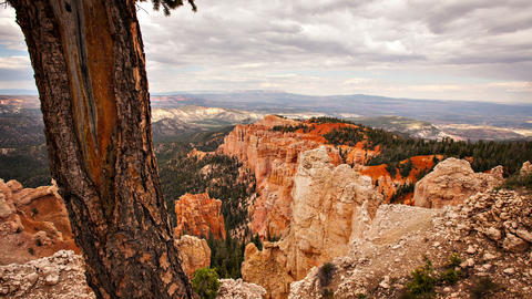 Time Lapse Bryce Canyon National Park Footage