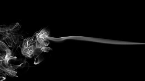 Wispy Smoke Element Footage