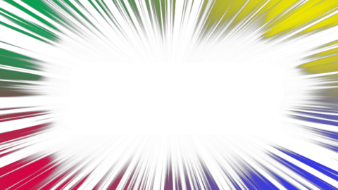 Concentrated-line-A-4Color-a Animation
