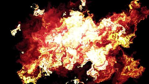 fire-flare CG動画
