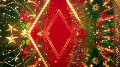 Christmas Tree For Gatsby Style 05 Animation