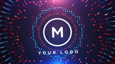 Circles Logo Reveal After Effects Template