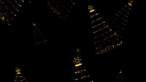 Glitter Christmas VJ Loops