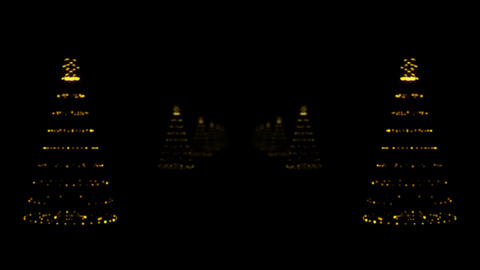 Glitter Christmas VJ Loops 0
