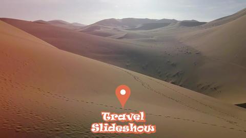 Travel Slideshow 프리미어 프로 템플릿