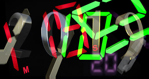 Time Passing Abstract Concept GIF