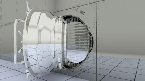 Bank Vault 3D