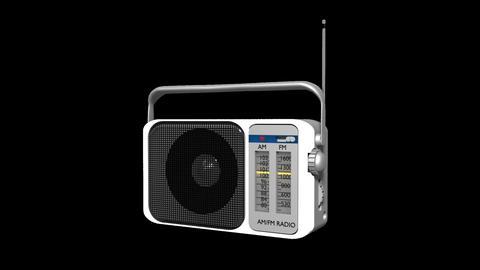 Transistor Radio Animation